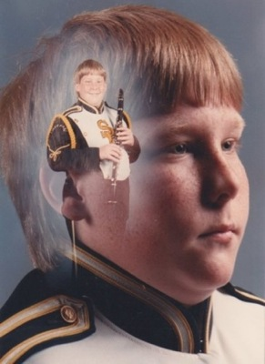 Awesomely Bad School Portraits