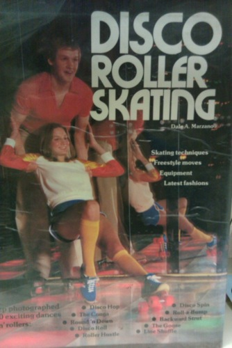 Disco Roller Skating by Dale A. Marzano